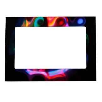 Neonlichter Magnetischer Bilderrahmen
