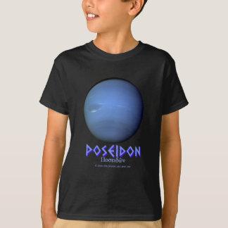 Neptun - Poseidon - Götter von altem T-Shirt
