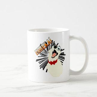 Nerd-Hund Kaffeetasse