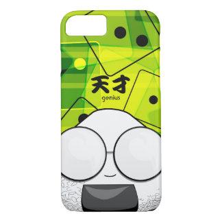 Nerd-Japaner Manga Onigiri iPhone 8/7 Hülle