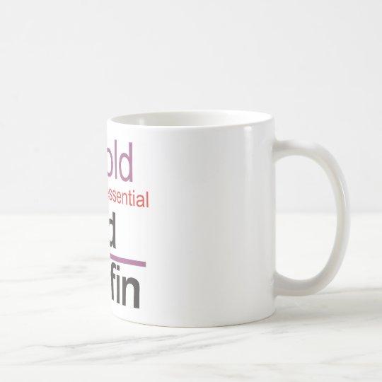 Nerd-Muffin Kaffeetasse