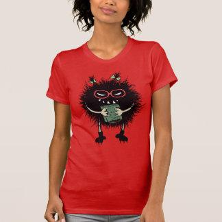 Nerd-schlechtes Wanzen-Studenten-Liebe-Ablesen T-Shirt