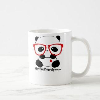 Nerdy Panda Kaffeetasse