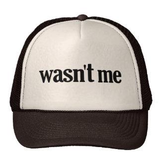 N'était pas je casquette