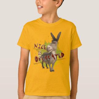 Nett ist überbewertet T-Shirt