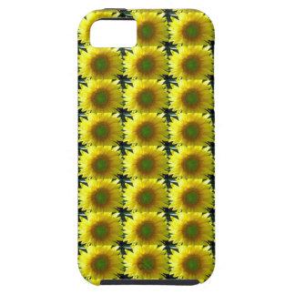 nette glückliche Sonne der hellen gelben Tough iPhone 5 Hülle