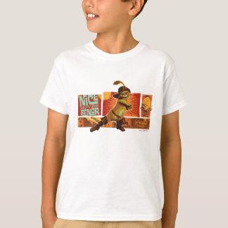Netter BewegungenSenor T-Shirt