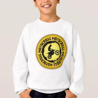 Nettes Motocross-Siegel 1 Sweatshirt