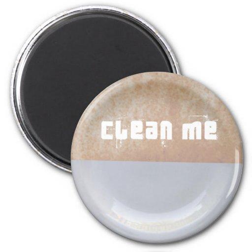 Nettoyez aimant propre/sale Font2 je de lave-vaiss