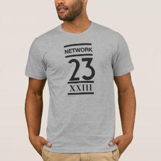 Netz XXIII (Schwarzes) T-Shirt