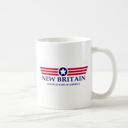 Neu-Britannien Stolz Kaffeetasse
