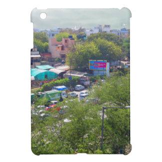 Neu-Delhi Indien Verkehrsansichten von den iPad Mini Hülle