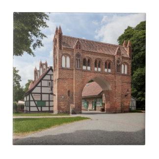Neubrandenburg Fliese