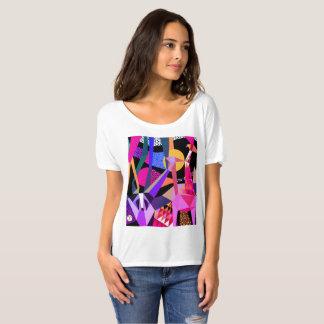 NEUE Dschungel-Freude-populärer Entwurf durch T-Shirt