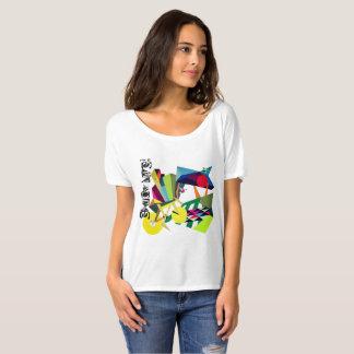 NEUE Freude am Leben-populären Entwurf durch T-Shirt
