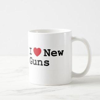 Neue Gewehre der Liebe I! Kaffeetasse