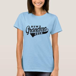 Neue Großmutter 2016 T-Shirt