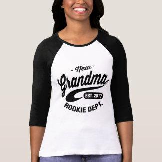 Neue Großmutter 2017 T-Shirt