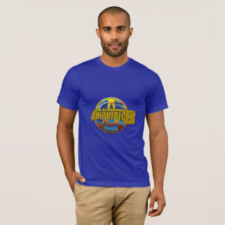 Neue Jahrtausend-Comicen T-Shirt