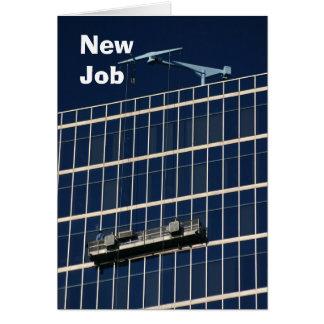 Neue JOB-Karte Karte