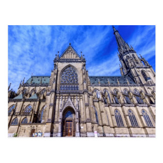 Neue Kathedrale, Linz, Österreich Postkarte