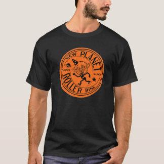 Neue Planeten-Rollen-Eisbahn, Chicago, IL T-Shirt