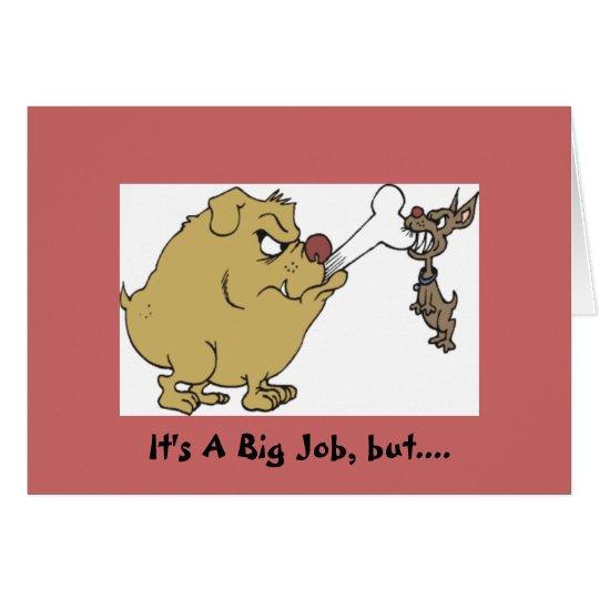 Neuer Job Karte
