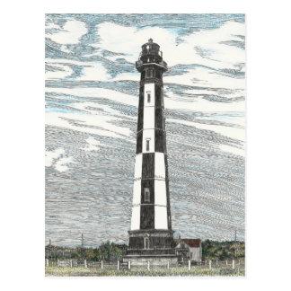 Neuer Kap-Henry-Leuchtturm Postkarte