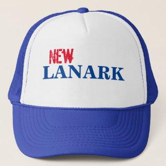 Neuer Lanark Hut Truckerkappe