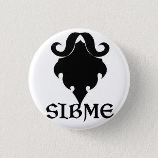 Neuer SIBME Knopf Runder Button 3,2 Cm