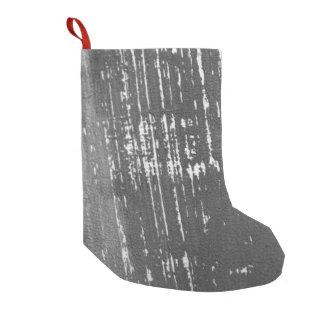 Neuer stilvoller Designer Sankt-Strumpf Kleiner Weihnachtsstrumpf