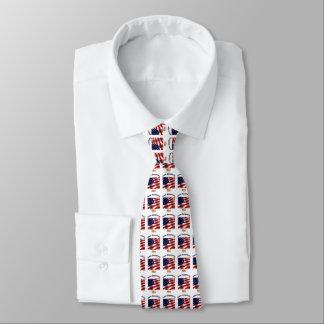 Neuer US-Bürger Bedruckte Krawatten