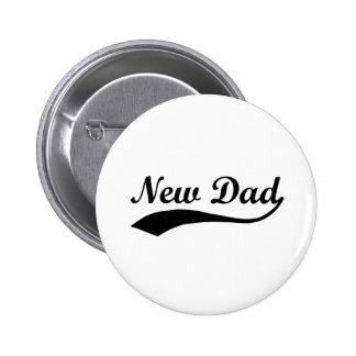 Neuer Vati Runder Button 5,1 Cm