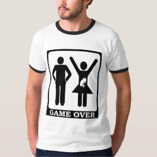 Neuer Vati, zum - Spiel zu sein vorbei T-Shirt
