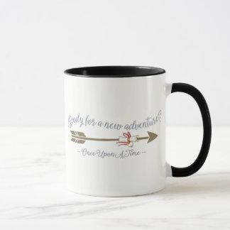 Neues Abenteuer Tasse