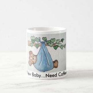 Neues Baby? Kaffeetasse