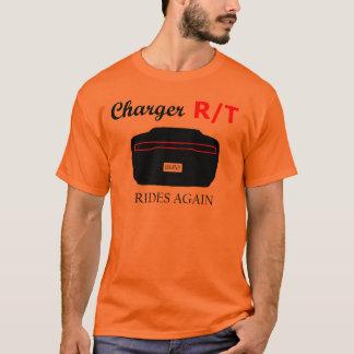 Neues Dodge-Ladegerät R/T T-Shirt