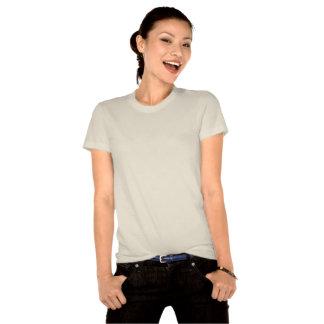 Neues Frauen-Sport rotes weißes u. Blaues Tshirt