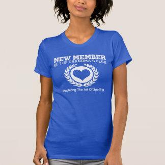 Neues Mitglied des VEREINS der GROSSMUTTER T-Shirt