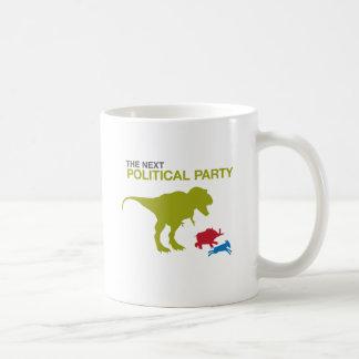 Neues politisches Party Kaffeetasse