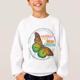 Neues Schaffungs-Schmetterlings-Sweatshirt Sweatshirt