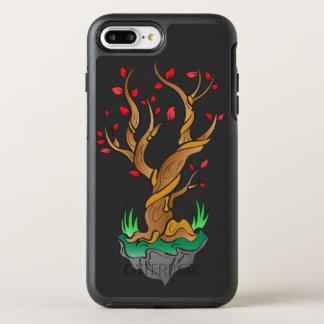 Neues Wachstum OtterBox Symmetry iPhone 8 Plus/7 Plus Hülle