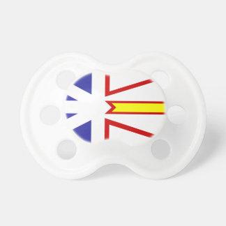 NeufundlandFlagge #2 Schnuller