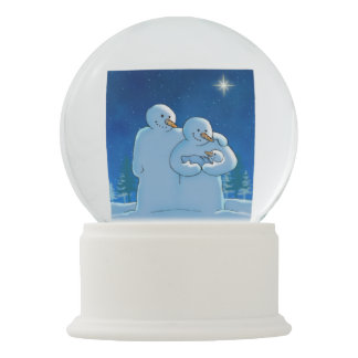 Neugeboren Schneekugel