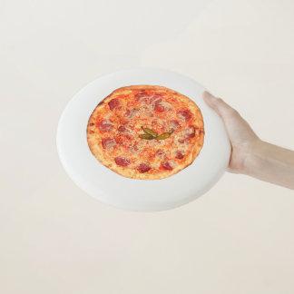 Neuheits-Pizza-Spiel mit Ihrer Nahrung Wham-O Frisbee