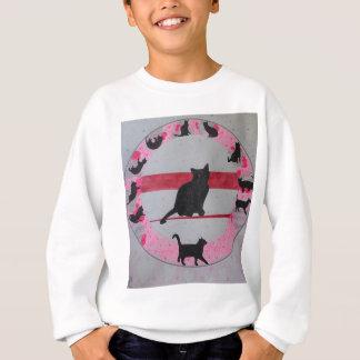 Neun Leben Sweatshirt