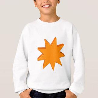 Neun Stern nine star Sweatshirt