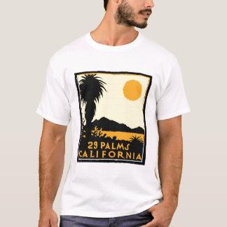 Neunundzwanzig Palmen-T-Shirt T-Shirt