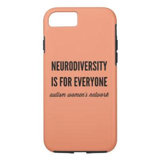 Neurodiversity ist für jeder Fall iPhone 7 Hülle