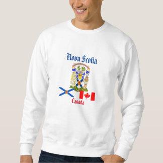 Neuschottland- * Kanada-Wappen Shirt